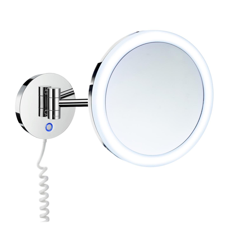 Sminkspegel Smedbo Outline Touchkontroll FK482EP Krom