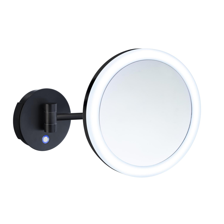 Sminkspegel Smedbo Outline FK485EBP Svart