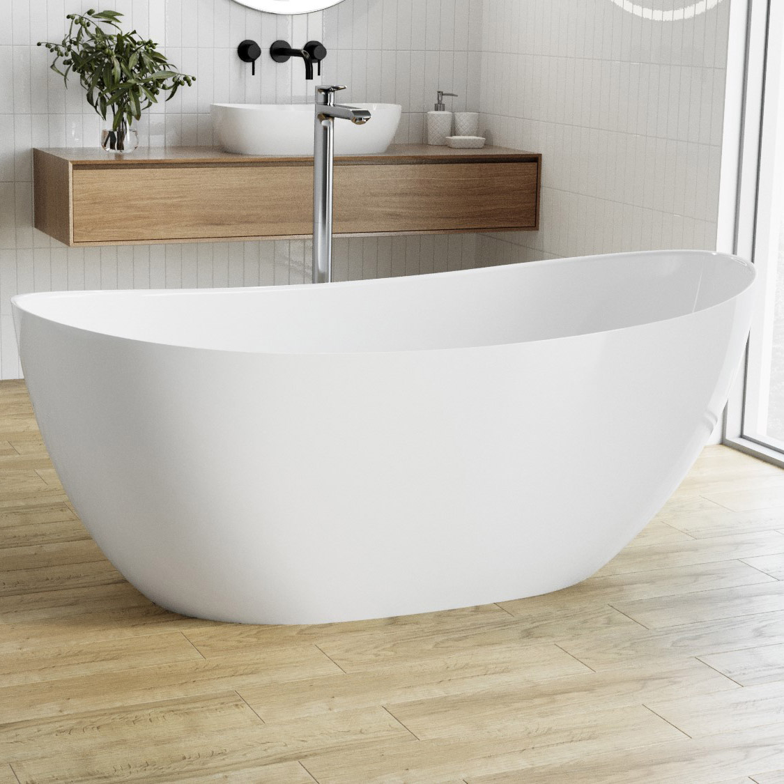 Badkar Bathlife Fri 158
