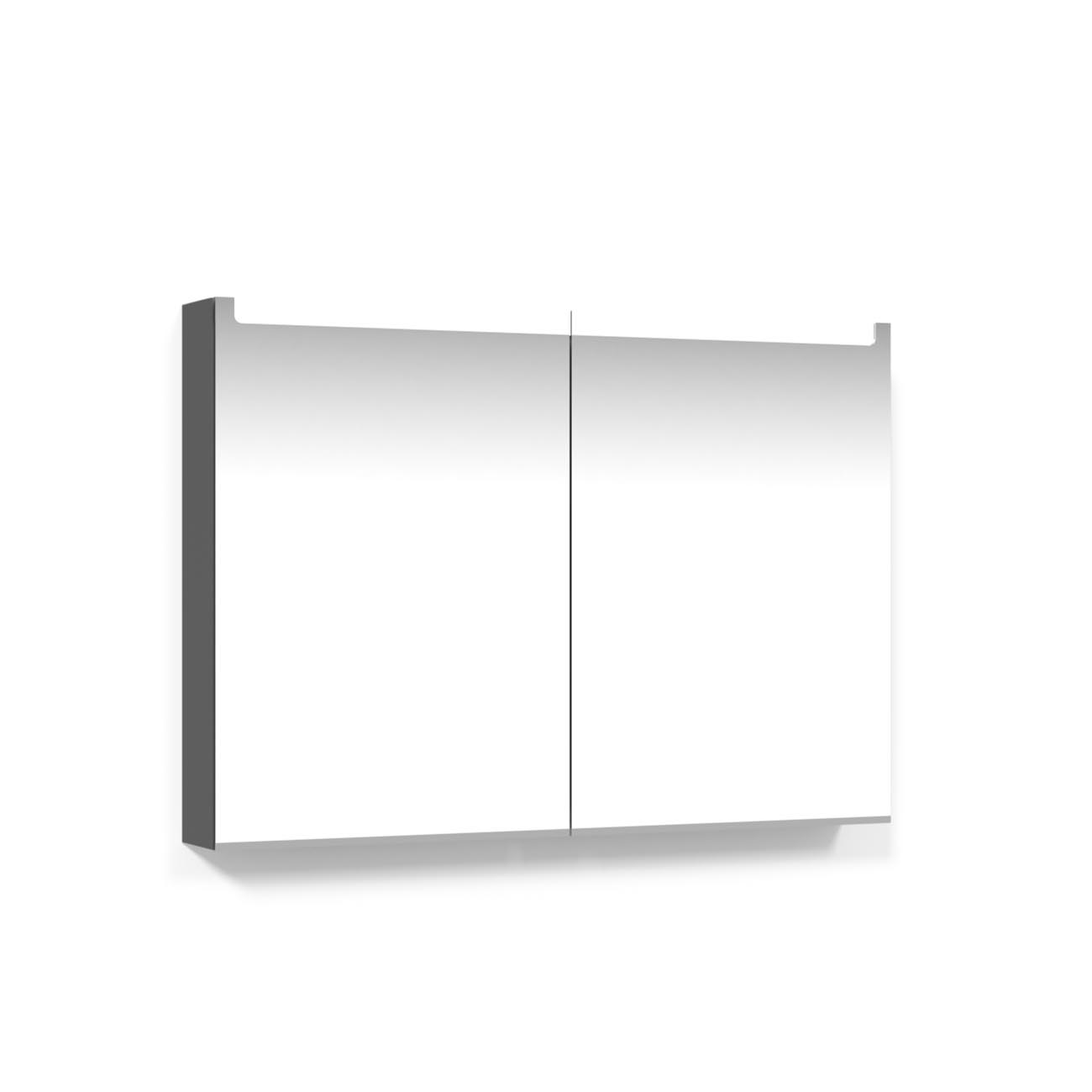 Spegelskåp Macro Design 1000 Infälld LED