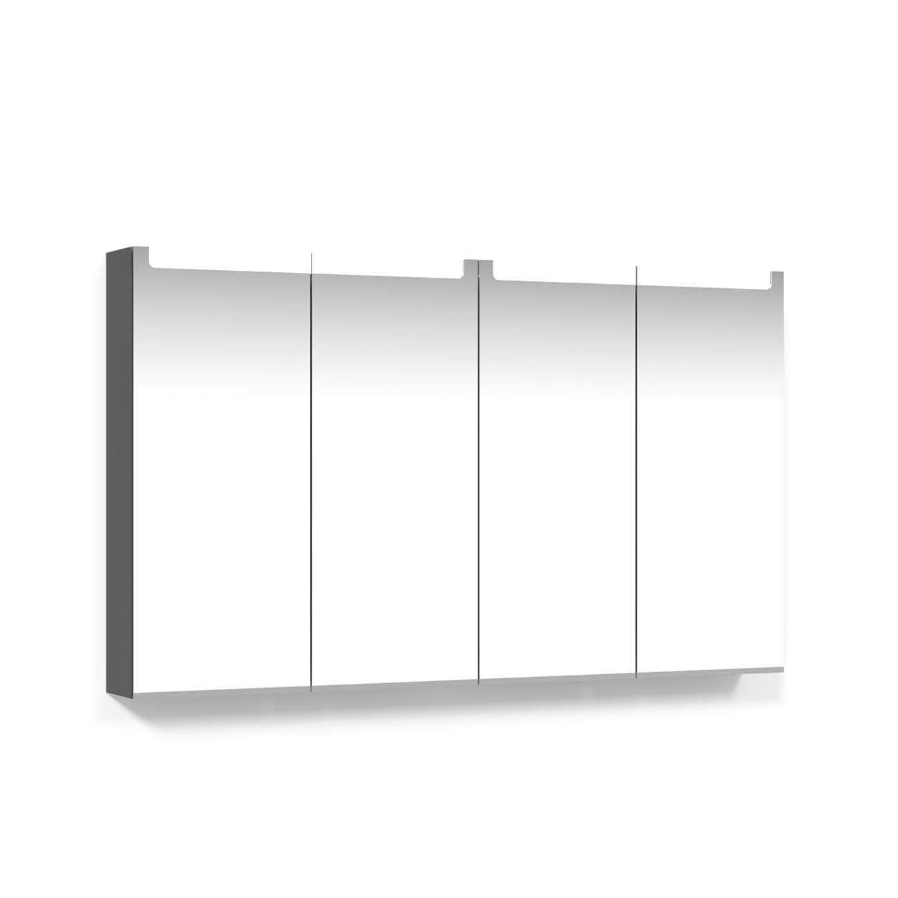 Spegelskåp Macro Design 1200 Infälld LED