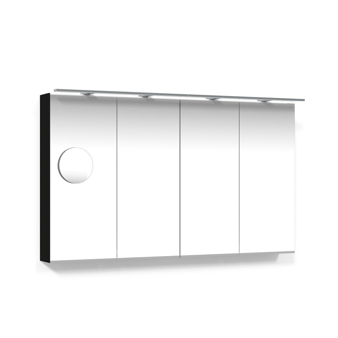 Spegelskåp Macro Design 1200 Rampbelysning LED