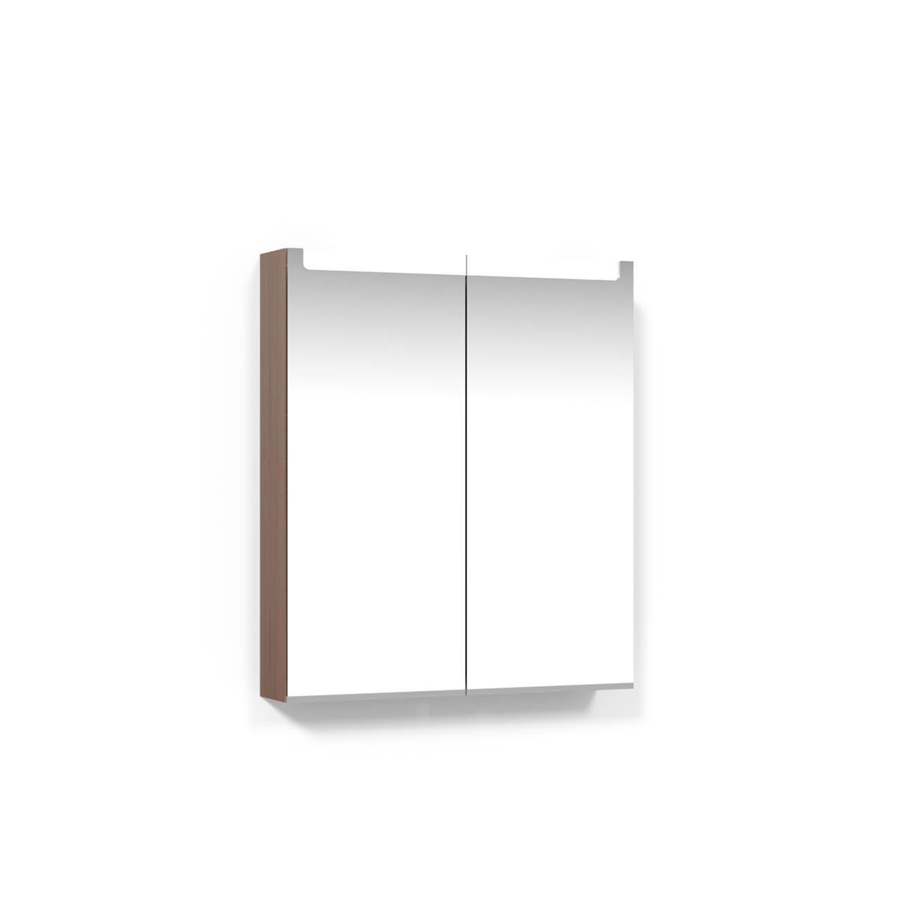 Spegelskåp Macro Design 600 Infälld LED