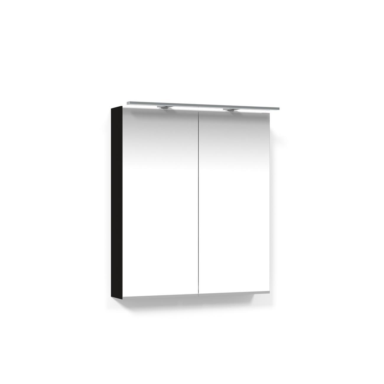 Spegelskåp Macro Design 600 Rampbelysning LED