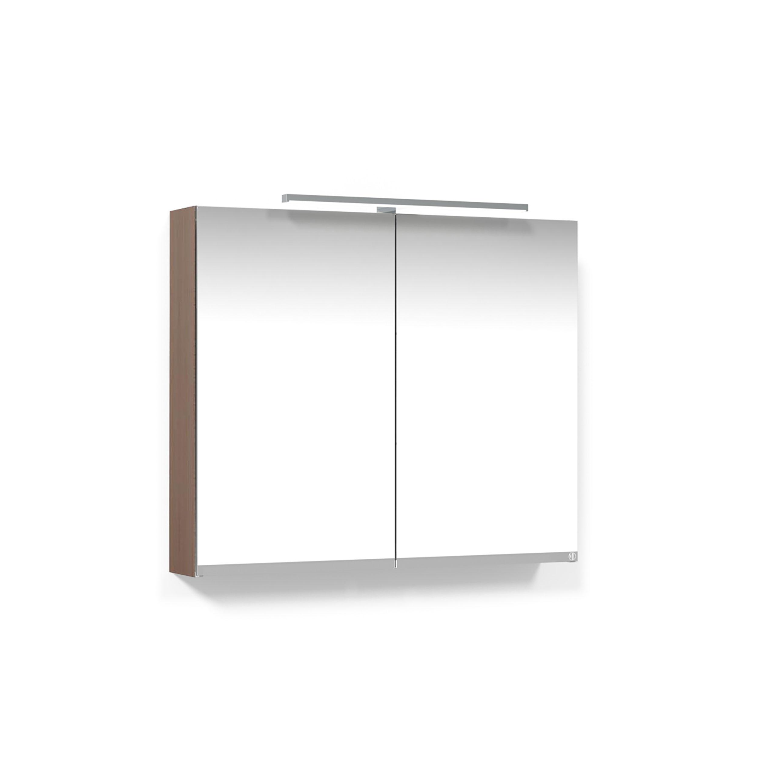 Spegelskåp Macro Design Crown T-belysning