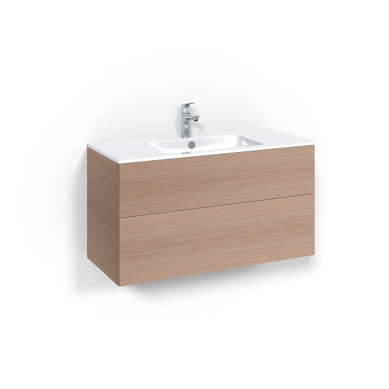 Tvättställsskåp Macro Design Crown Plain Light 14