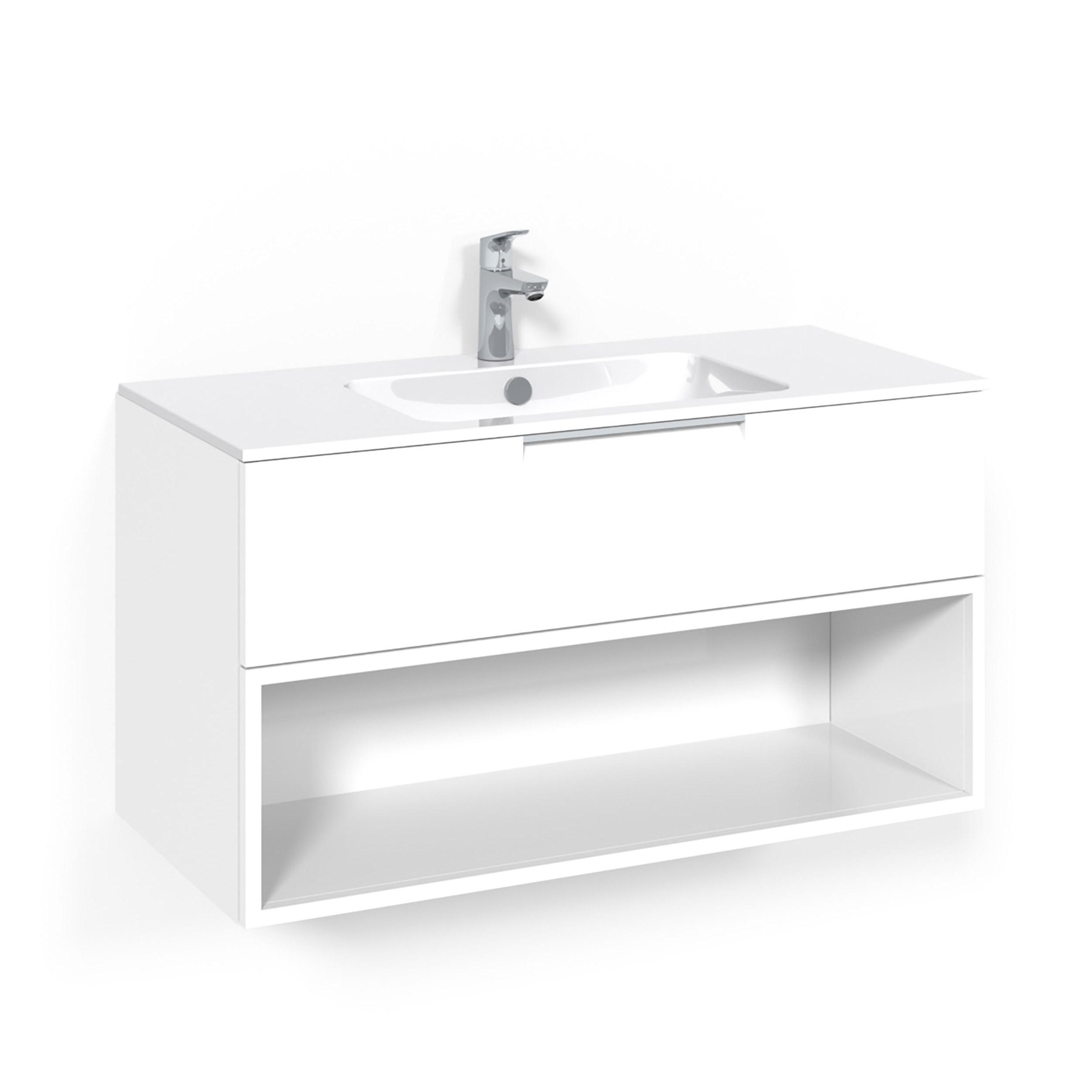 Tvättställsskåp Macro Design Crown Open Box