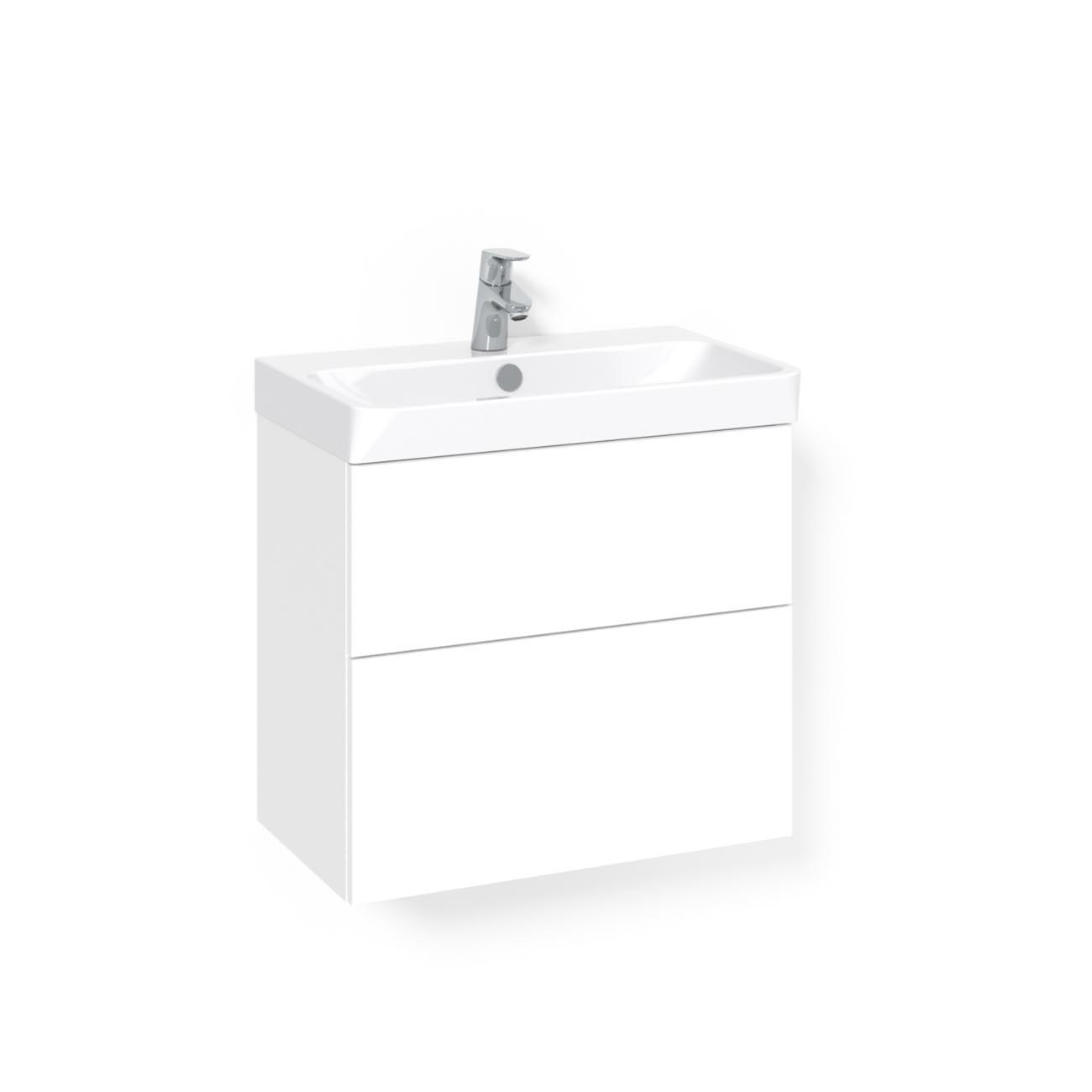 Tvättställsskåp Macro Design Crown Plain Light 70