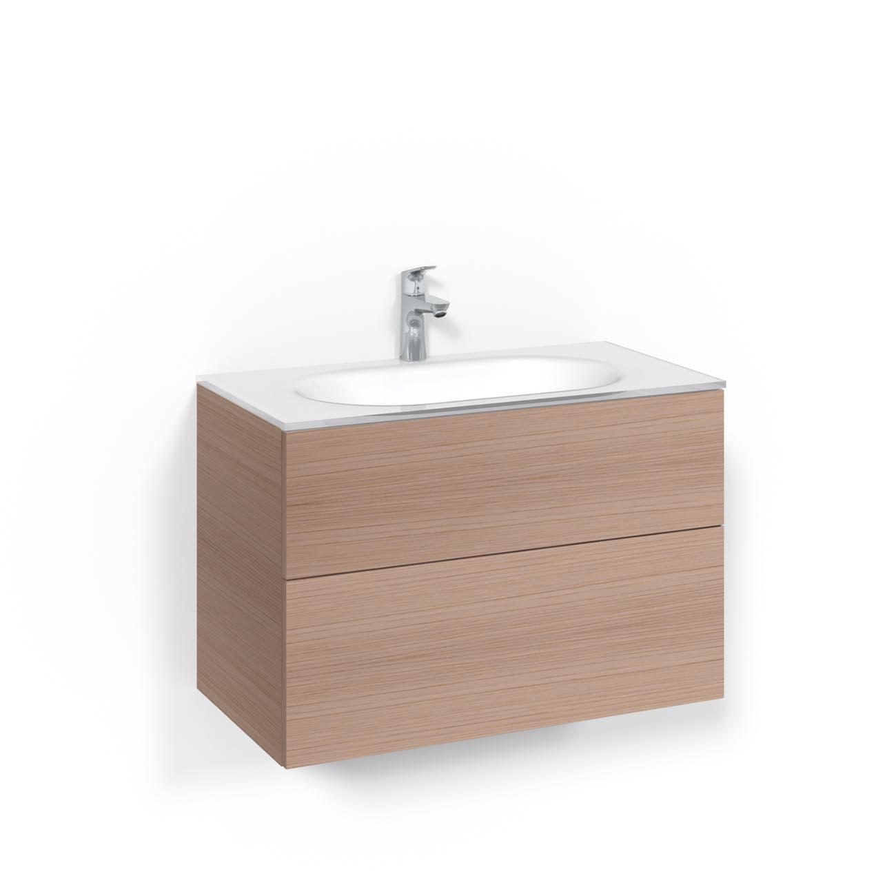 Tvättställsskåp Macro Design Crown Plain Edge 14