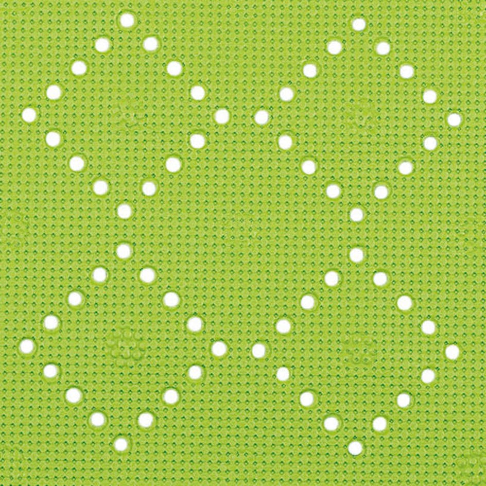 Halkskyddsmatta Spirella Alaska Grön Halkskyddsmatta Spirella Alaska 91x36  cm Grön b43136e6e18d8
