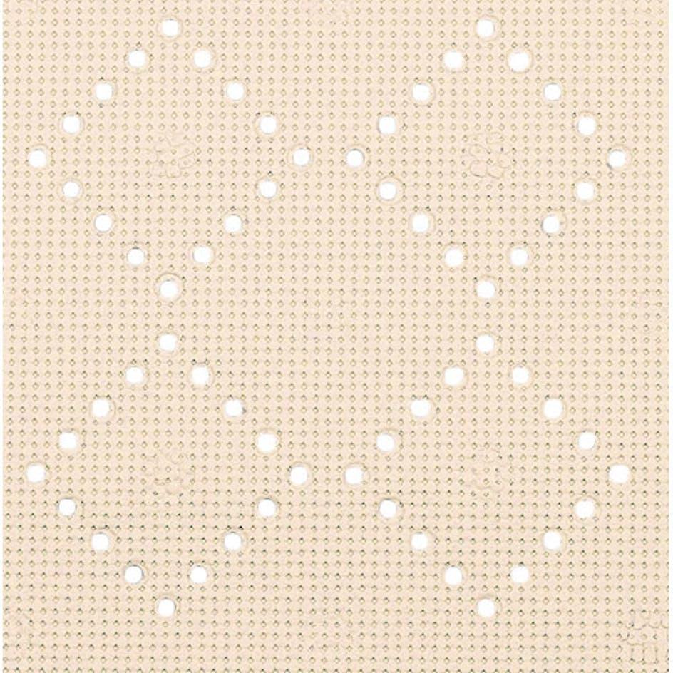 Halkskyddsmatta Spirella Alaska Ljusbeige Halkskyddsmatta Spirella Alaska  91x36 cm Beige b21fcaa58f96a