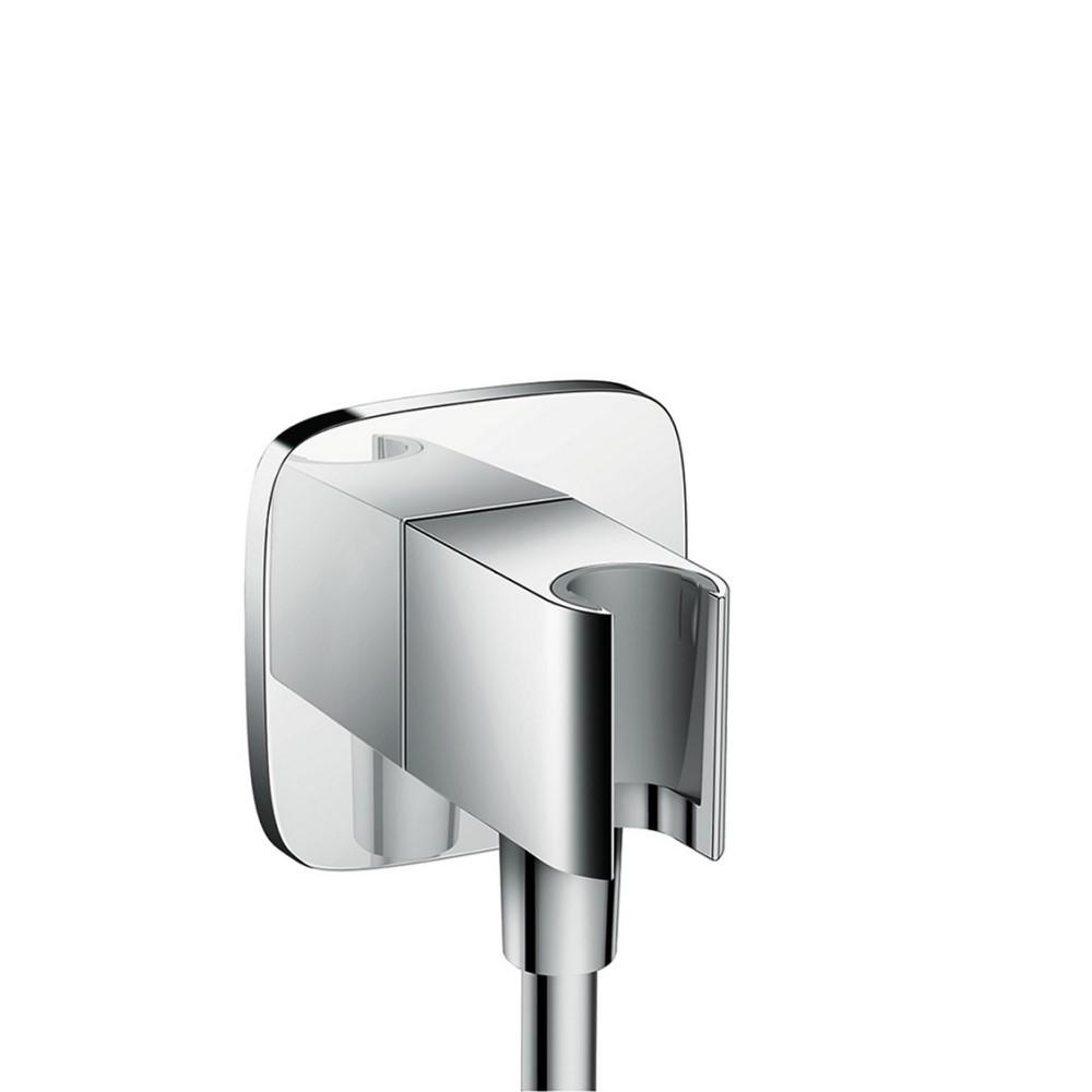 Duschhållare Hansgrohe FixFit Porter E med Slangvinkel