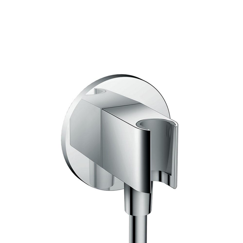 Duschhållare Hansgrohe FixFit Porter S med Slangvinkel