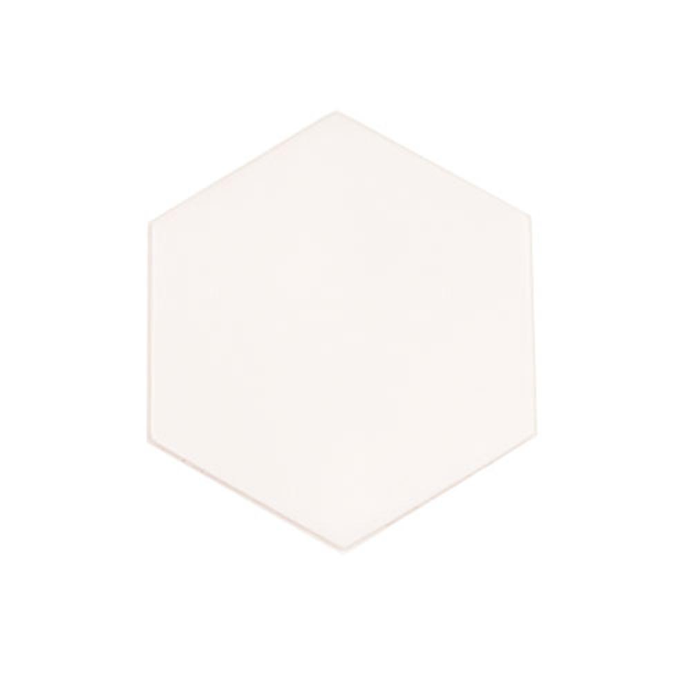 Klinker Cotswold 2D Hex Snow White 3x11,4 cm