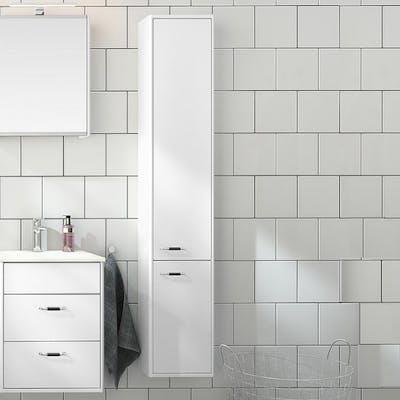 Icke gamla Badrumsskåp - Sidoskåp & badrumsförvaring hos Badshop.se MW-26