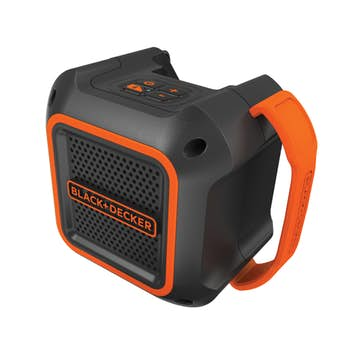 Høytaler Black+Decker Bluetooth 18V