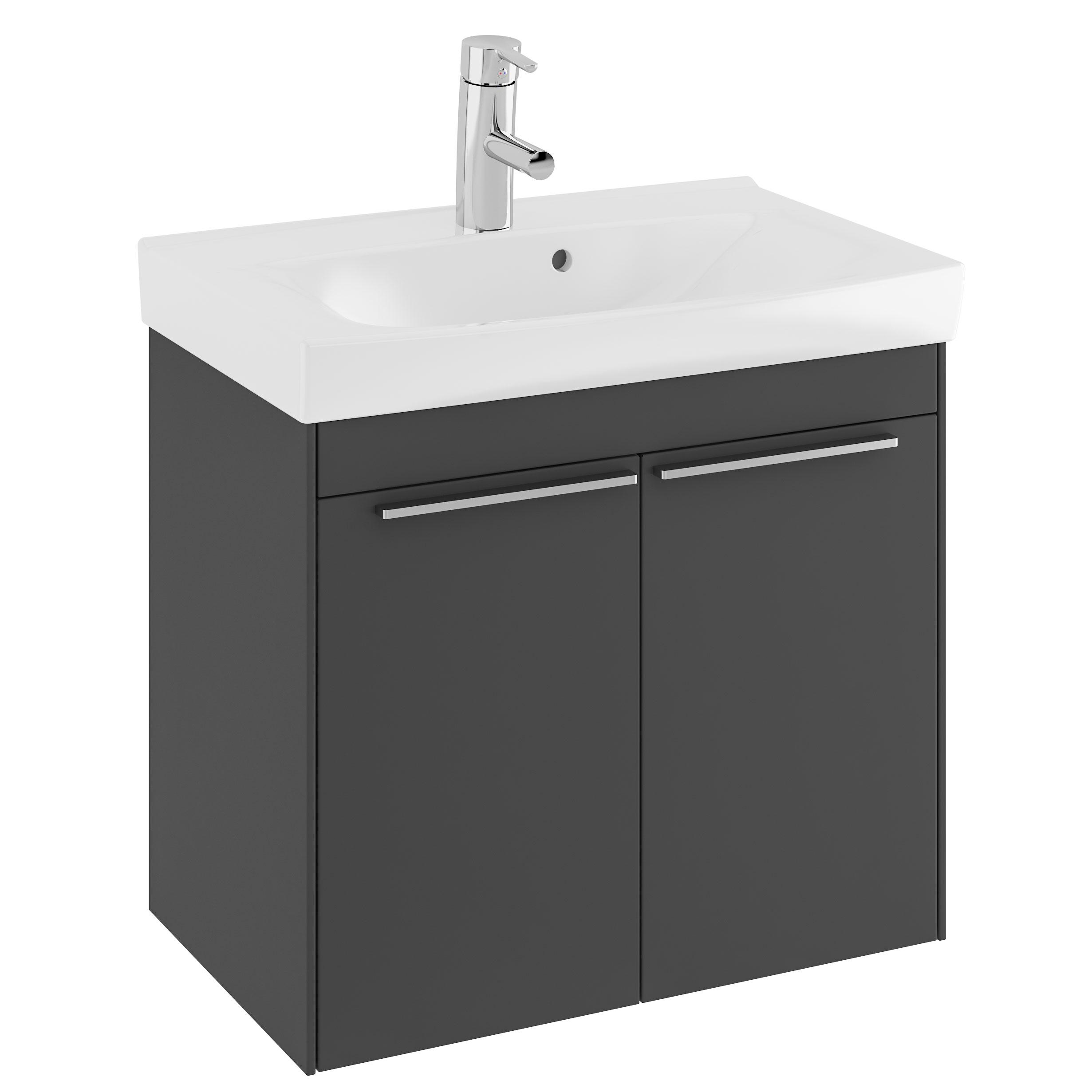 Tvättställsskåp Ifö Sense 60 med Lucka