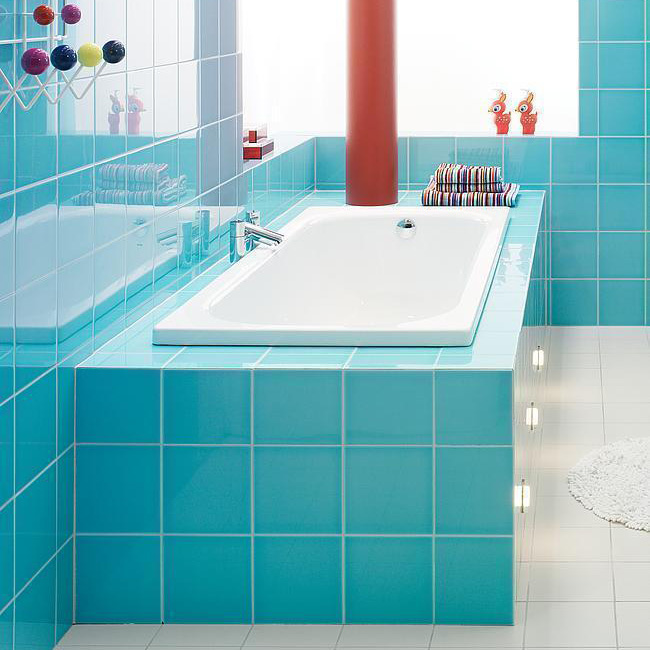 Inbyggnadsbadkar Gustavsberg 1500 Standard
