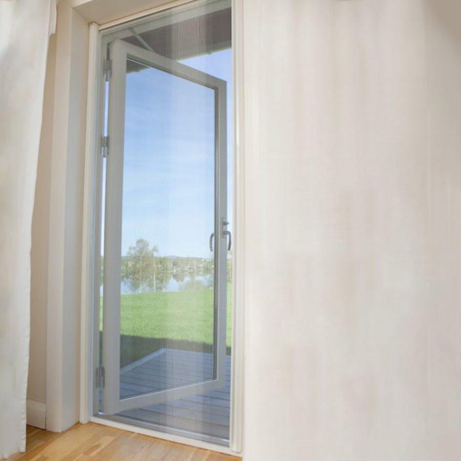 Berömda Insektsnät SP Fönster Deluxe för Fönsterdörr hos Byggshop.se MY-08