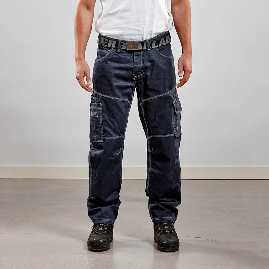 Toppen Jeans Blåkläder X1959 till bra pris hos Golvshop.se MN-85