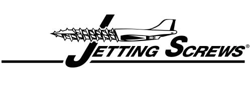 Jetting design
