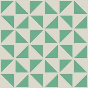 Flis Denoyes Grønn 10x20 cm