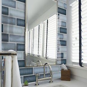 Flis Hill Ceramic Oceanico Blå 10x30