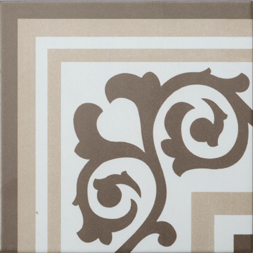Klinker Anastasia Brown 20×20 cm Corner