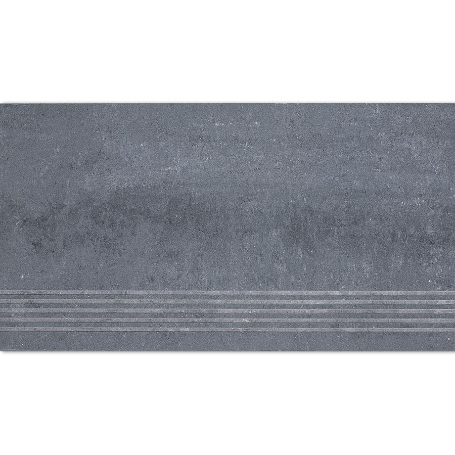 Klinker Arredo Archgres Trappsteg Grå 30×60 cm