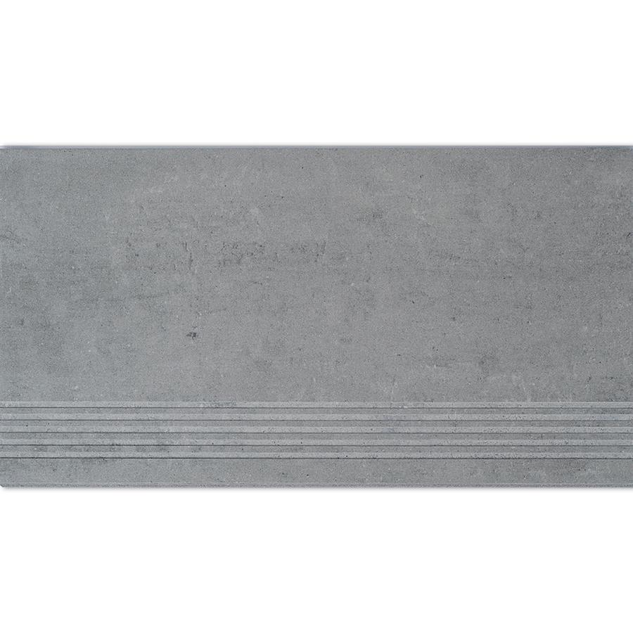Klinker Arredo Archgres Trappsteg Ljusgrå 30×60 cm