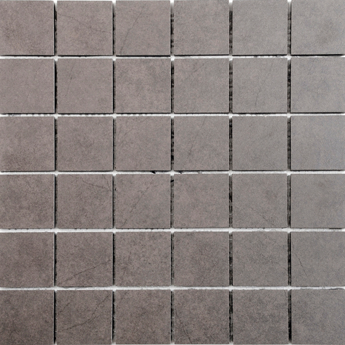 Klinker Arredo Quartz Brown Mosaic 5×5 cm
