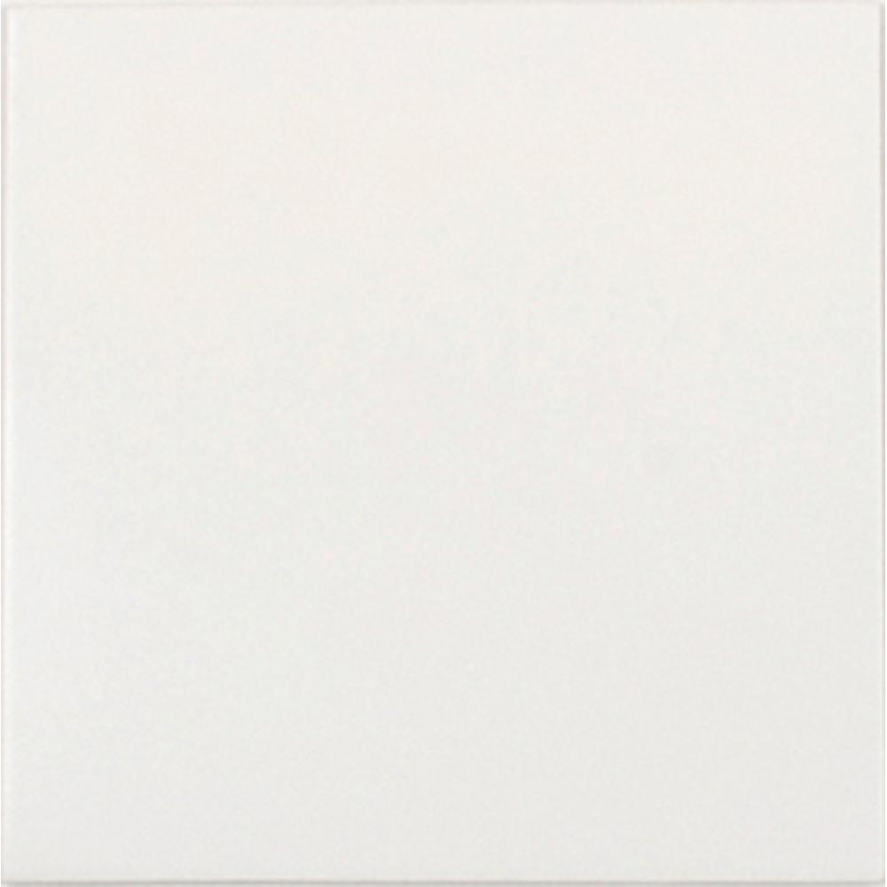 Klinker Unicolor White 20×20 cm