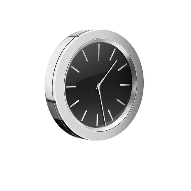 Klocka Smedbo Time YK380 Krom/Svart