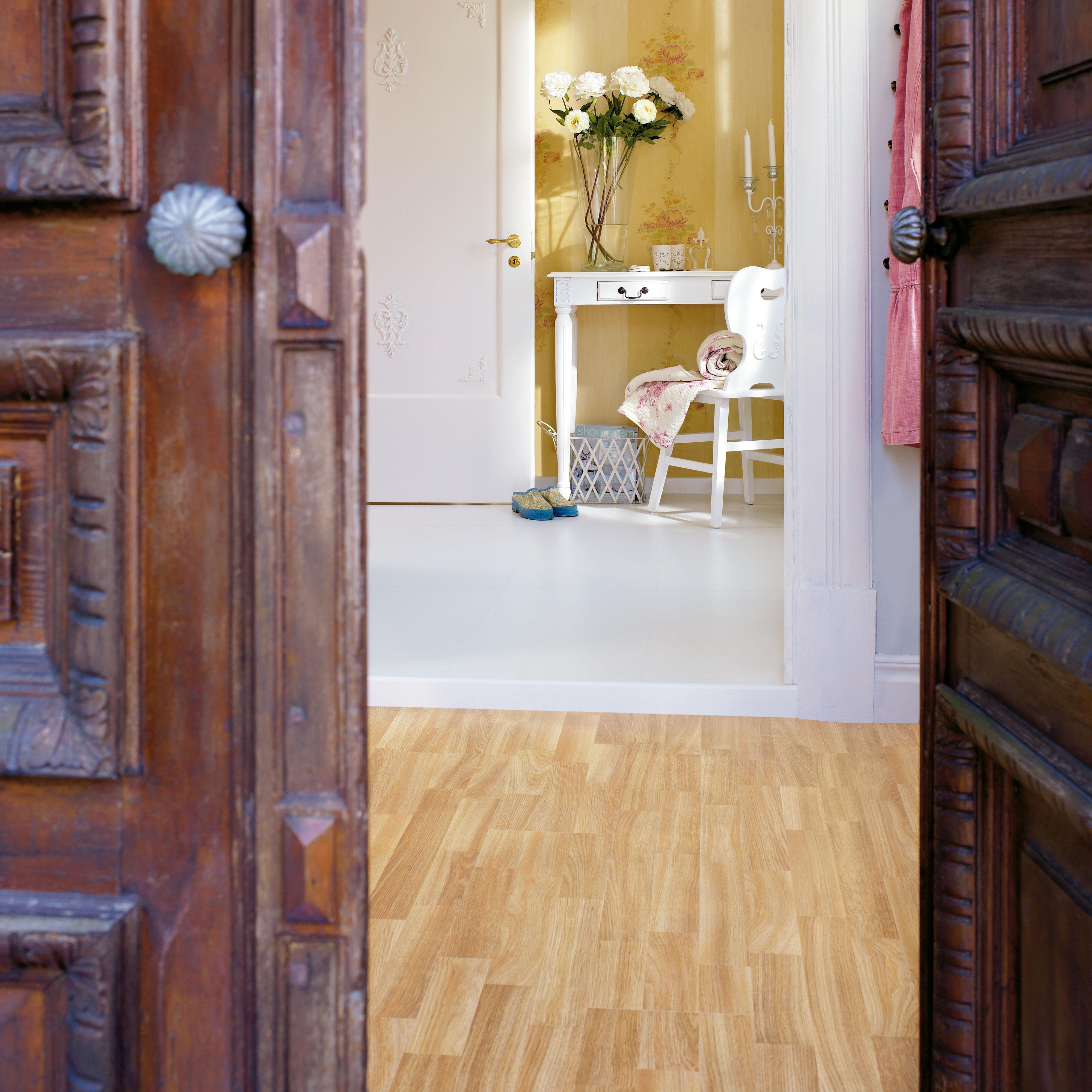 Laminatgolv Pergo Classic Plank Elegant Oak 3-Stav