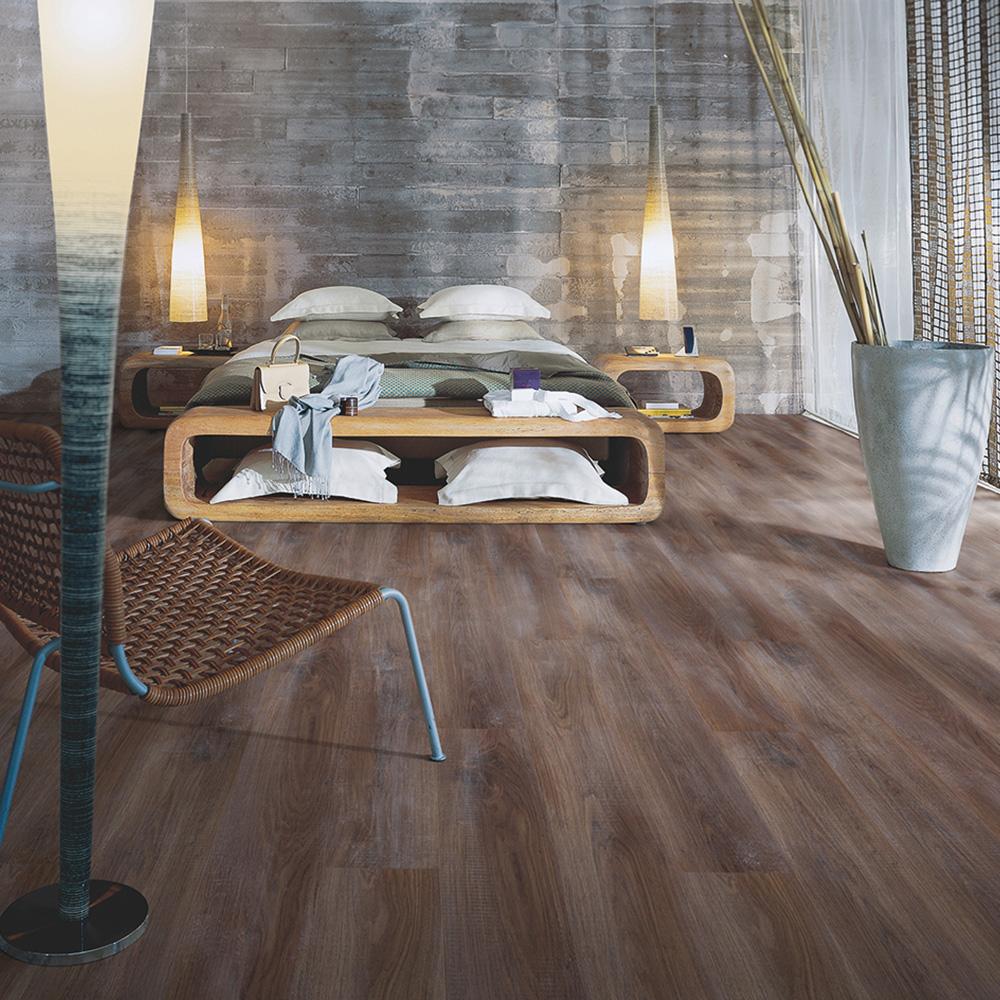 Laminatgolv Pergo Classic Plank 4v Kalkad Kaffe Ek 1-Stav