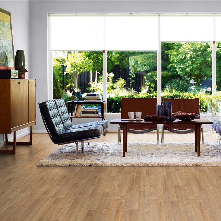 Laminatgolv Pergo Classic Plank Natural Oak 3-Stav