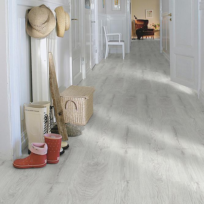 Laminatgolv Pergo Classic Plank Silver Pine 1-Stav