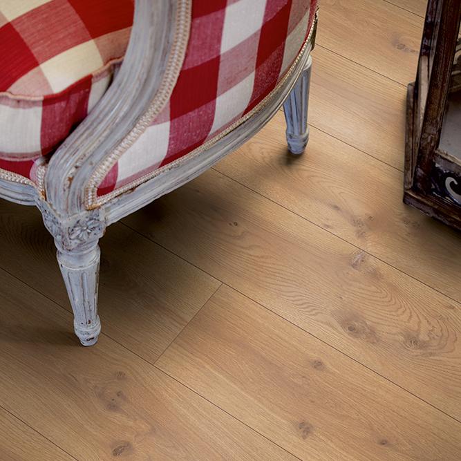 Laminatgolv Pergo Long Plank 4V European Oak 1-Stav