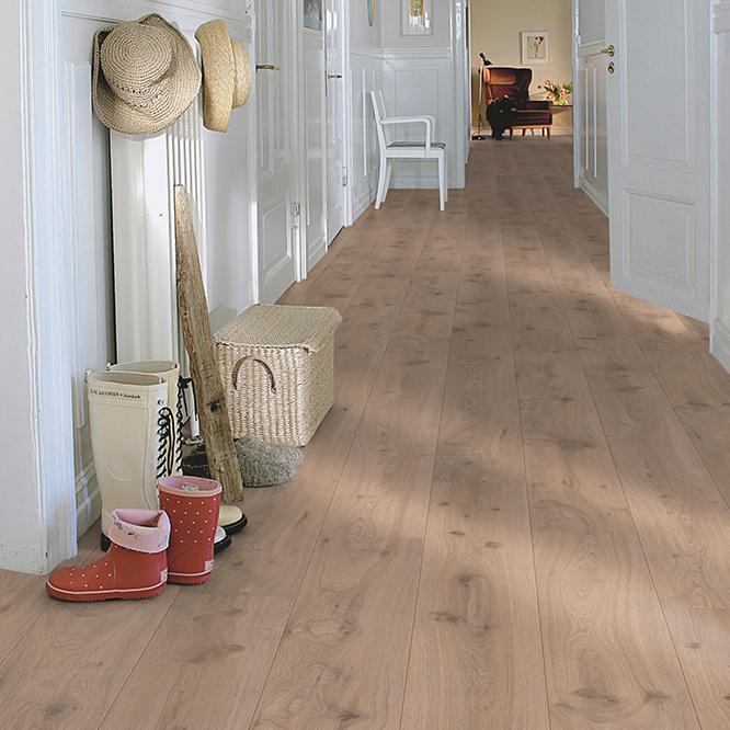 Laminatgolv Pergo Long Plank 4V Drift Oak 1-Stav