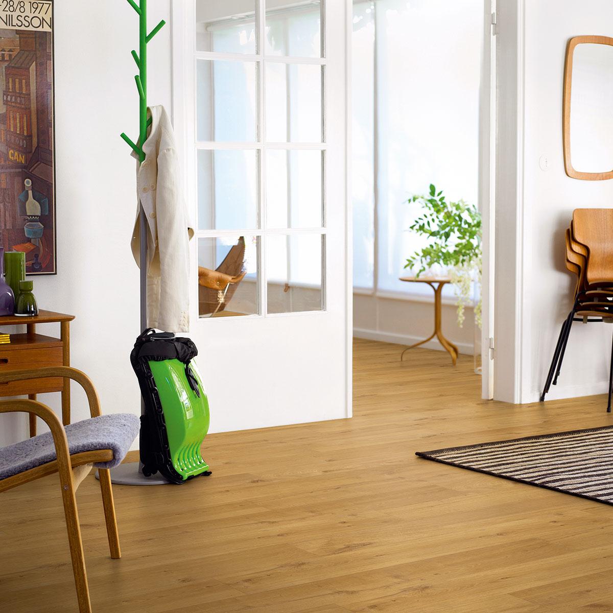 Laminatgolv Pergo Modern Plank 4V - Sensation Village Oak 1-Stav