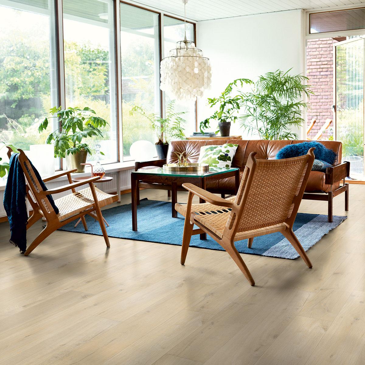 Laminatgolv Pergo Modern Plank 4V - Sensation Coastal Oak 1-Stav