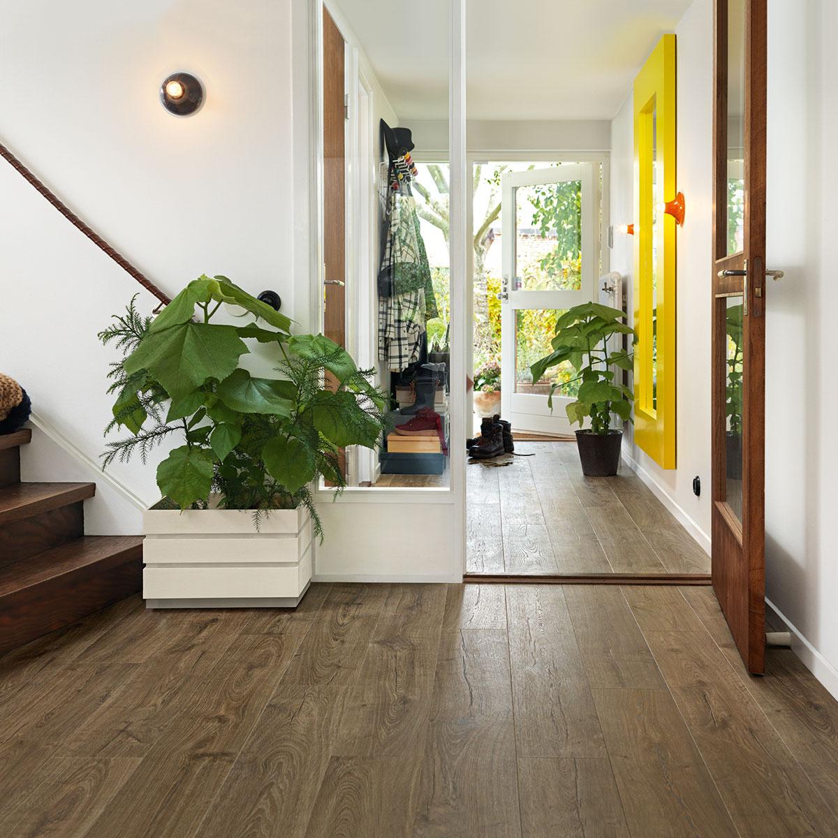 Laminatgolv Pergo Modern Plank 4V - Sensation Farmhouse Oak 1-Stav