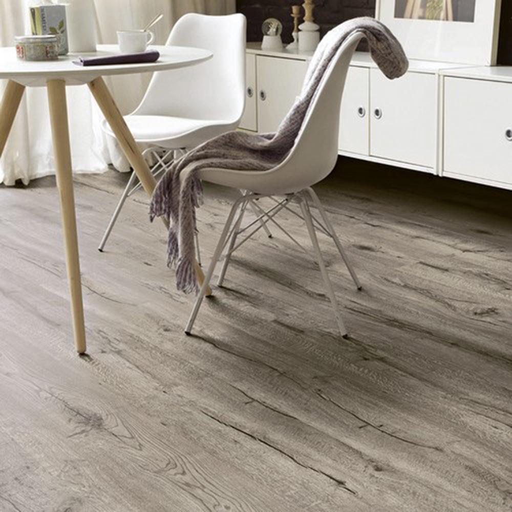 Laminatgolv Tarkett Long Boards Heritage Grey Ek