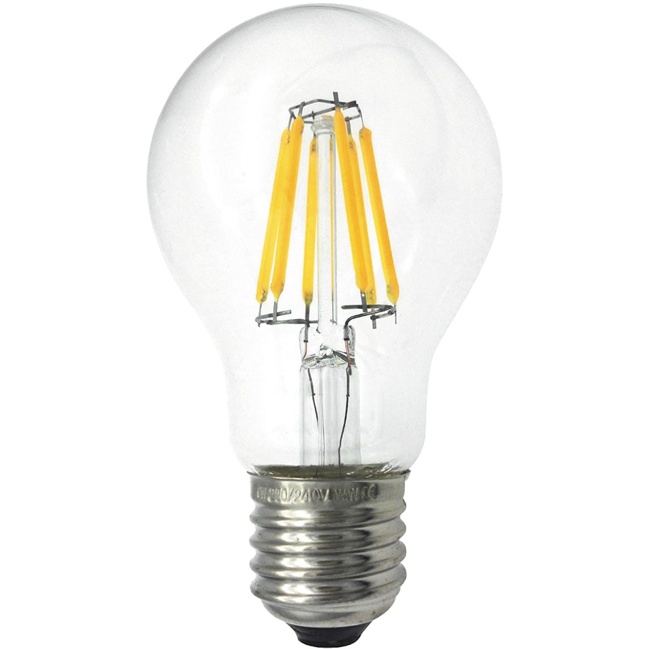 Omtyckta LED-Lampa Malmbergs Klar E27 till bra pris hos Badshop.se QH-79