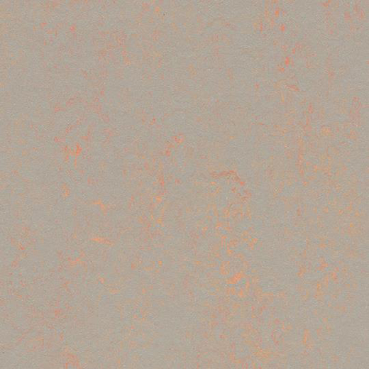 Linoleumgolv Forbo Marmoleum Modular Colour Orange Shimmer