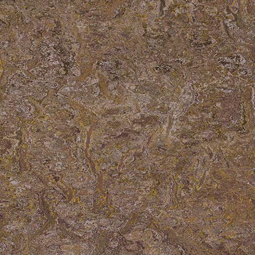 Linoleumgolv Forbo Marmoleum Modular Marble Autumn Leaf