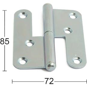 Hengsel Habo 1222