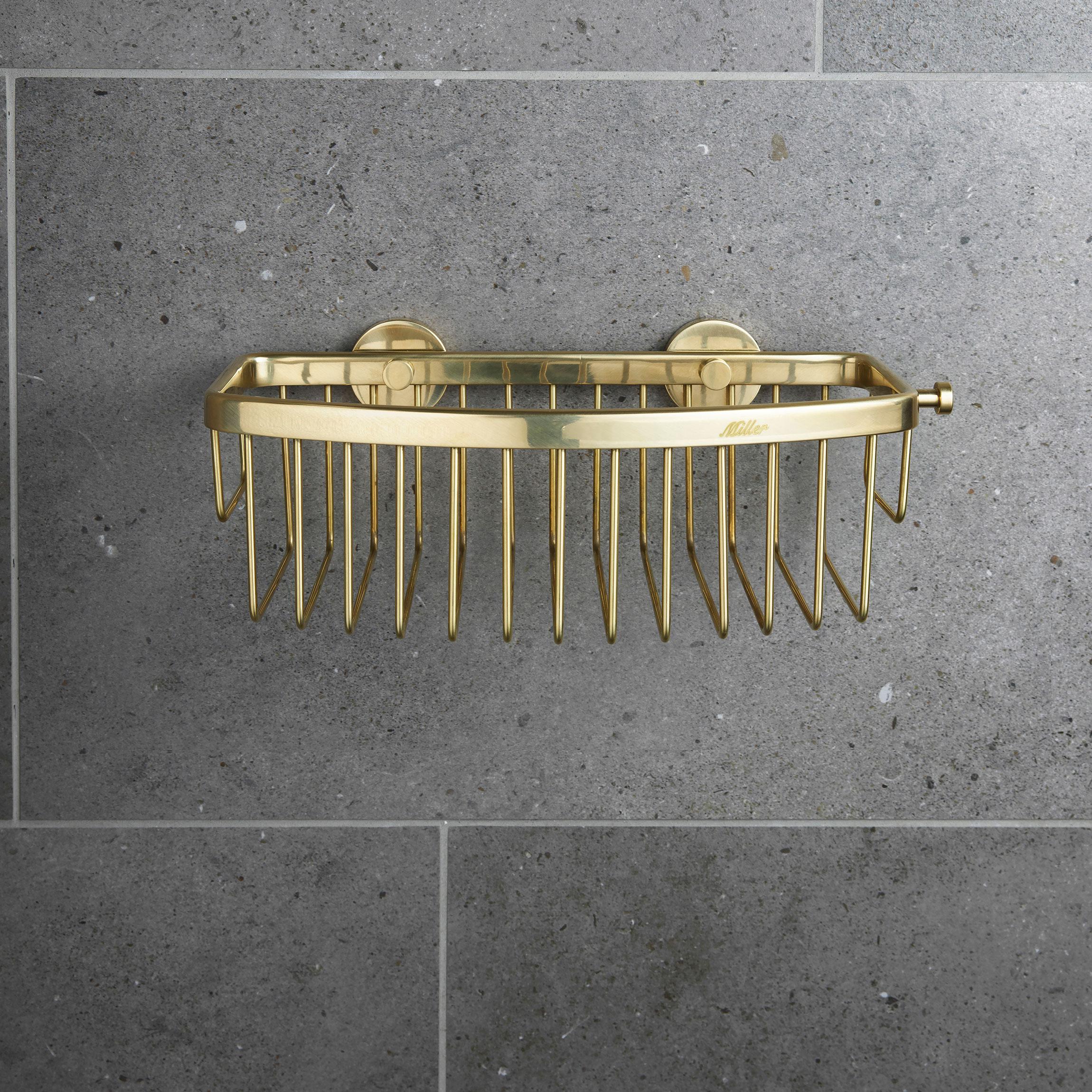 Duschkorg Miller Badrum Classic Limbar