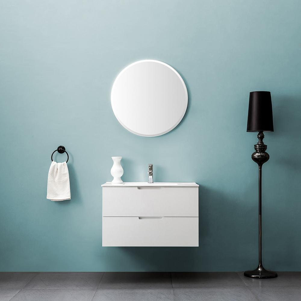 Möbelpaket Bathlife Glädje med Spegel