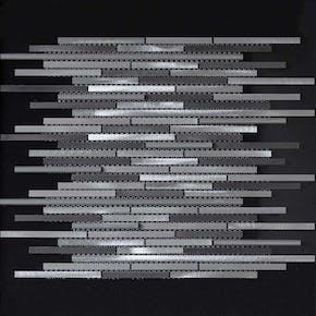 Mosaikk Alu Mix 30x30 cm